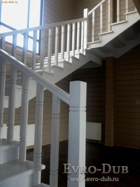 Как сделать деревянную лестницу своими руками: видео