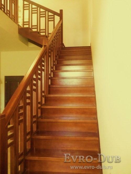 Изготовление деревянных лестниц в Челябинске, купить