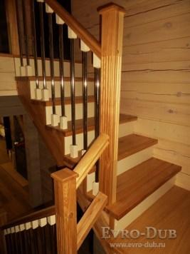 Изготовление лестниц на второй этаж и цена за работу