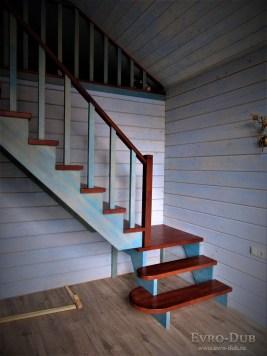 Купить ДЕРЕВЯННЫЕ ЛЕСТНИЦЫ в Киеве: цены на лестницы из